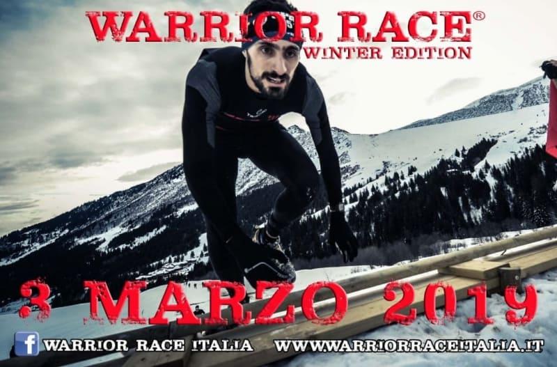 Warrior Race Winter 2019 – APERTURA ISCRIZIONI