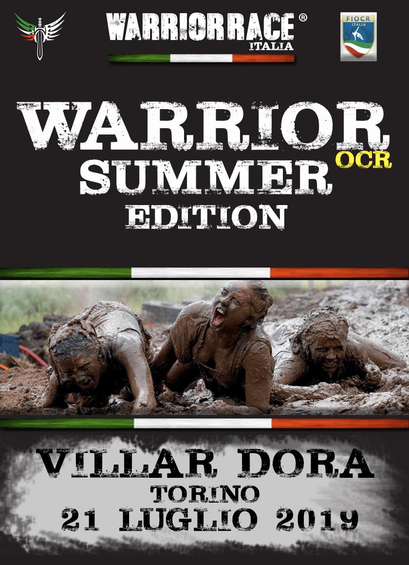 WARRIOR RACE SUMMER EDITION 2019