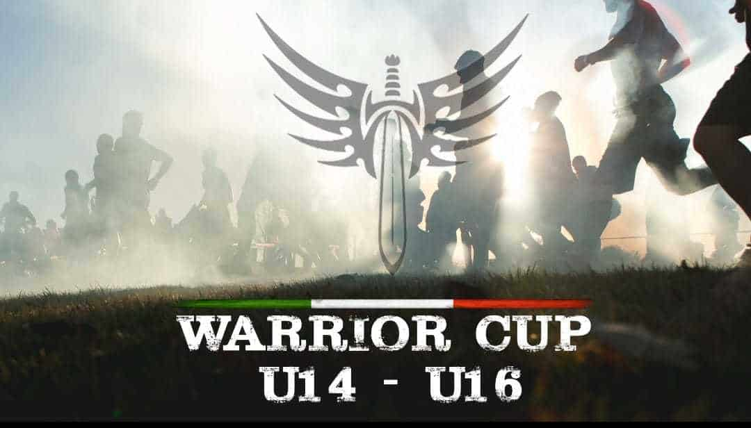 WARRIOR CUP UNDER 14 / 16 ALLA WARRIOR RACE SUMMER!